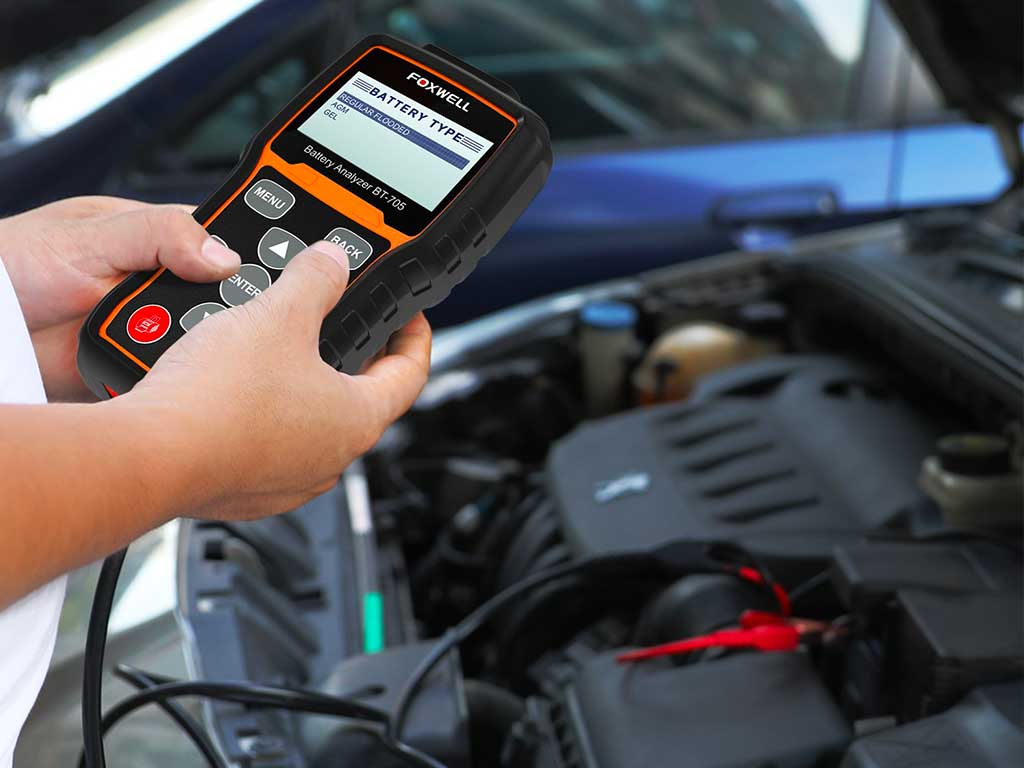 Top 10 Best Car Battery Tester of 2020 Review